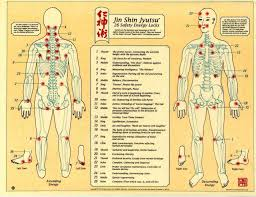 Jin Shin Jyutsu 26 Safety Energy Locks Acupressure