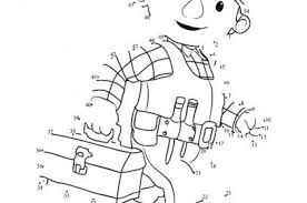 Gimp takes this headache away with the stroke path menu. Top 10 Free Printable Dot To Dot Coloring Pages Online