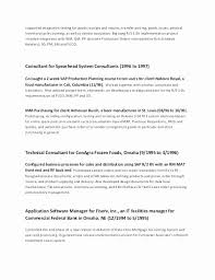 Junior Accountant Cv Example Inspirierend Sample Resume For