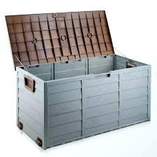 rubbermaid outdoor storage boxes lockable deck box lockable outdoor storage container box garden deck x plastic