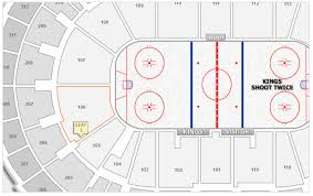 Los Angeles Kings Staples Center Seating Chart