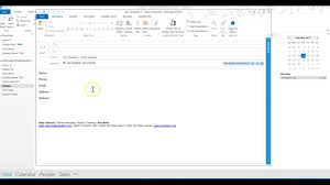 Use Email Template Outlook 2013 Tutorial Creating Using Templates In Outlook 2013