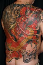 16 потрясающих татуировок в японском стиле