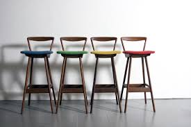 colorful barstools