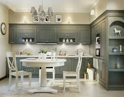 Hanging Kitchen Cabinets Kitchen Kitchen Design Ideas In Gray Theme With Soft Gray Hanging