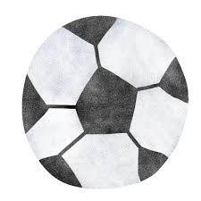 サッカーボールのイラスト無料素材 イラストボックス