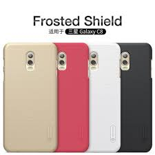 samsung j7 case. nillkin super frosted shield matte cover case for samsung galaxy j7 plus j7+ (c8) m