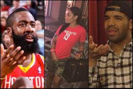 This artistic, accurate james harden tattoo making the rounds is stunning. Photos James Harden S Ex Gf Gets Tattoo Of Drake On Her Wrist Blacksportsonline