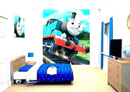 Thomas Train Bed Junior Toddler Kids Bedroom The Decor Canada Tank ...