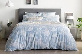 Sheridan Niland Quilt Cover - Light Blue & Sheridan Niland Quilt Cover - Chambray Adamdwight.com