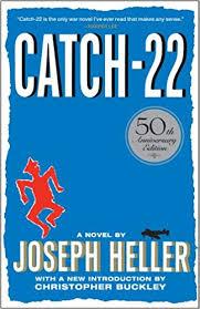 catch 22 50th anniversary edition joseph er christopher buckley 9781451626650 amazon books