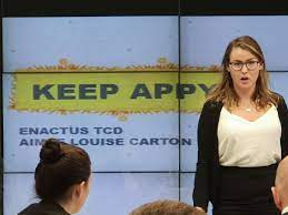 Alumni Tales: Aimee-Louise Carton on how to KeepAppy – Trinity News