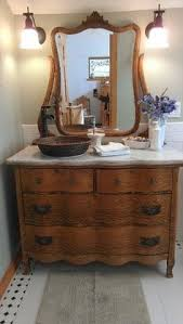antique looking bathroom vanity. Dresser Style Bathroom Vanity Enchanting Retro Vanities Vintage Giving The 18 Antique Looking I