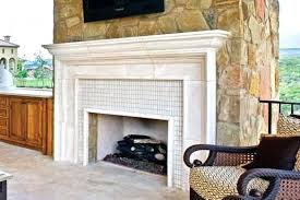 pictures of fireplace mantels stone mantel wood