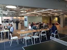 activision blizzard coolest offices 2016. Employee Cafeteria Inside The New Impinj Headquarters. Activision Blizzard Coolest Offices 2016