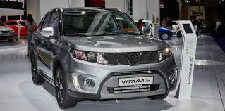new car launches europe 2015Suzuki Vitara S Launched With a New BoosterJet Engine in Europe