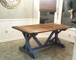 33 enjoyable design farm table desk farmhouse plans build best made for 25 ideas on corner office with regard to decorating style