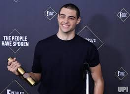 He is known for his roles in the final three seasons of the television series the fosters, the disney channel film how to build a better boy (2014), and the netflix romantic comedy films to all the boys i've loved before. Dissecting Noah Centineo S Confusing People S Choice Award Speech V Man