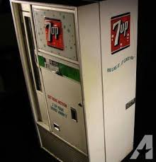 Vintage 7up Vending Machine For Sale Extraordinary Vintage 488's Selectivend 488B 488Up 48 Can Soda Vending Machine For