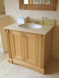 2 traditional oak vanity unit 3 traditional