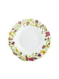 Набор тарелок суповых <b>MEADOW 24см</b> 6шт <b>DOMENIK</b> 8210890 в ...