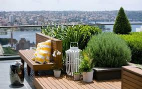 rooftop garden design ideas