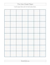 printable grid paper 1 2 inch graph printable graph paper 1 inch