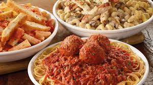 what is the olive garden never ending pasta p