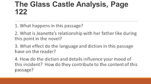 the glass castle essay topics