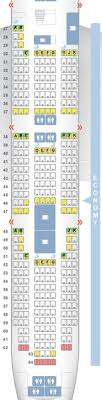 Airbus A380 Seating Chart Asiana The Definitive Guide To Asiana Airlines U S Routes Plane