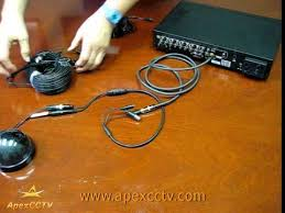 video tutorial how to connect a microphone to a security dvr and video tutorial how to connect a microphone to a security dvr and camera
