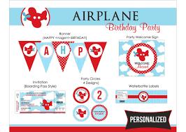 airplane birthday party invitations com airplane birthday party invitations how to make your own birthday invitations using word 14