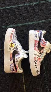 nike air force office london. Buy Nike Custom Air Force Vlone Asap Mob, Size: 12.5, Description: Office London