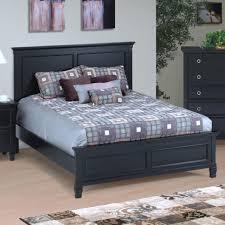 New Classic Bedroom Furniture New Classic Tamarack Full Panel Headboard And Footboard Bed