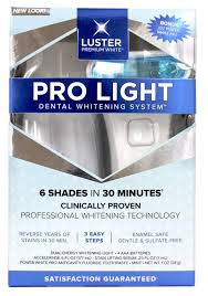 Luster Pro Light Coupon Amazon Com Lusters Pro Light Teeth Whitening System Beauty