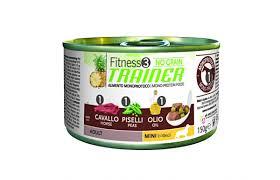 <b>Консервы Trainer Fitness 3 No</b> Gluten Adult Mini Horse&Peas с ...