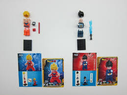 Dragon Ball Z Decorations Portable Lego Kit With Free Printable Activity Cards Diy From Fun 99