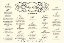 Rehearsal Dinner Seating Chart Etiquette Rehearsal Dinner Seating Chart Wedding Gallery