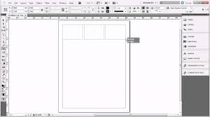 create a bunch of frames easily in adobe indesign