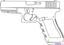 Small Picture Cool Gun Coloring Pages Gun Coloring Pages Image 1 Ppinewsco
