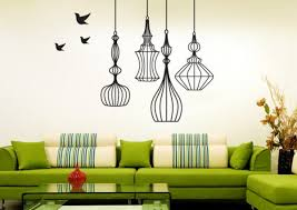30 Beautiful Wall Art Ideas And Diy Wall Paintings For Your Photo of Wall  Art Ideas For Living Room