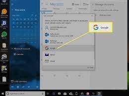 Google Calendar on Your Windows Desktop