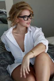 209 best Sexy women with glasses images on Pinterest