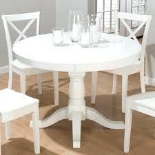 small white round table incredible round white dining table throughout white round dining table small round