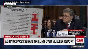 Mueller Color Chart Democratic Senator Presents Color Coded Sign Detailing