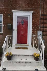 changing the screen in your storm door