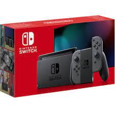 Nintendo Switch mit Joy-Con - Grau ...
