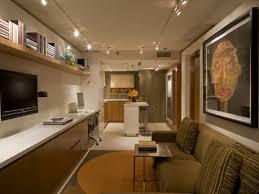 Room Studio Interior Design Small Apartments Long Narrow Studio - One bedroom apartment interior desig