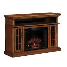 allen roth 60 in sienna electric fireplace