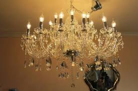 absolutely huge 30 arm 3 6 foot wide lead crystal chandelier